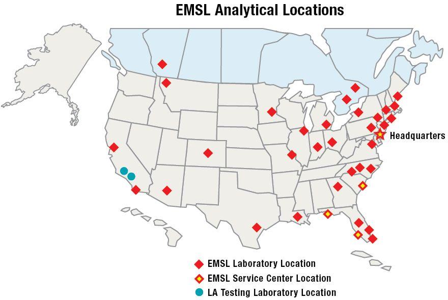 Emsl Asbestos Testing Us And Canada